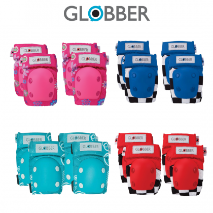 Globber Toddler Pad (Knee & Elbows) XXS 3-7years old