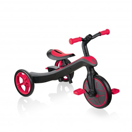 Globber 4in1 Trike Explorer All in 1 Baby tricycle age 10months - 5years