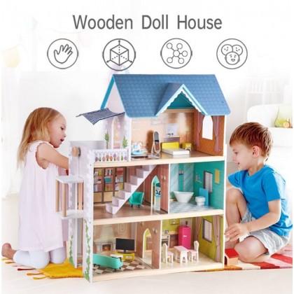 Little Room My Dream Doll House Hape
