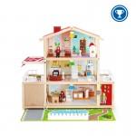 Hape - Doll Family Mansion