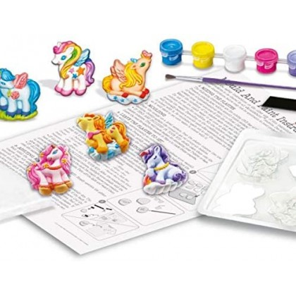 4M Mould & Paint - Glitter Unicorns